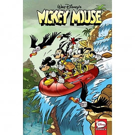 Mickey Mouse Volume 1: Timeless Tales Books