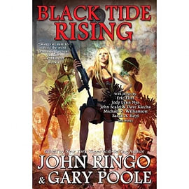 Black Tide Rising Hardcover Books