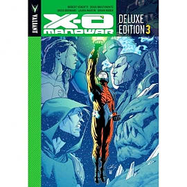X-O Manowar: Volume 3 Deluxe Edition Hardcover Books
