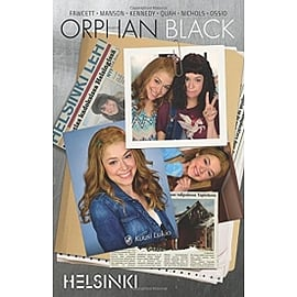 Orphan Black Helsinki Direct Market Exclusive Edition Books