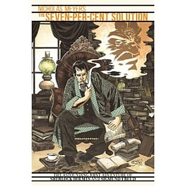 Sherlock Holmes The Seven-Per-Cent Solution Books