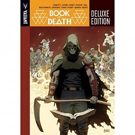 Book Of Death Deluxe Edition Hardcover Books