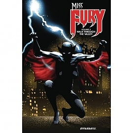 Miss Fury Volume 2: Walk Through The Valley Books
