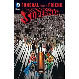 Superman: Funeral for a Friend Books