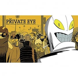 Private Eye Deluxe Edition Hardcover Books