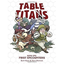 Table Titans Volume 1: First Encounters Books