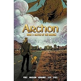 Archon Book 1: Battle of the Dragon Books