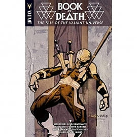 Book Of Death Fall Of The Valiant Universe Books
