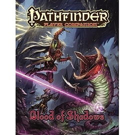 Pathfinder Player Companion: Blood of Shadow Books