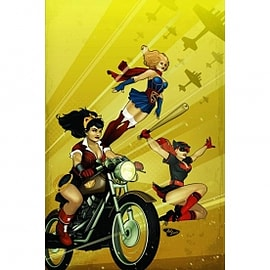 DC Comics Bombshells Volume 1: Enlisted Books