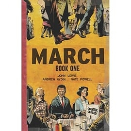 March Oversized: Book 1 Limited Edition Hardcover Books