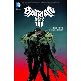 Batman Year 100 Deluxe Edition Hardcover Books