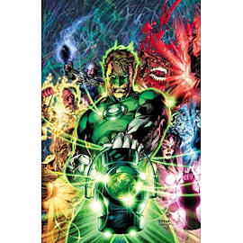 Green Lantern A Celebration of 75 Years Hardcover Books