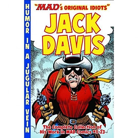 Mad's Original Idiots Jack Davis Books