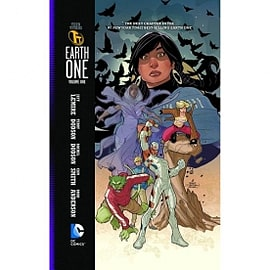 Teen Titans Earth One Books