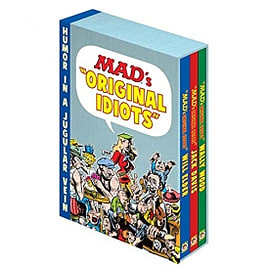 MAD Slipcase Set Complete Collection of Will Elder Jack Davis and Wally Wood Books