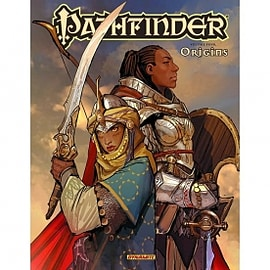 Pathfinder Volume 4 Origins Hardcover Books