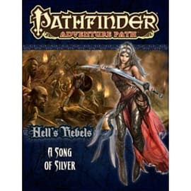 Pathfinder Adventure Path Hell's Rebels 4 of 6-A Song of Silver Books