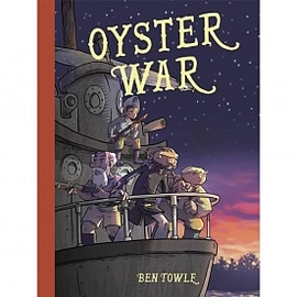 Oyster War Hardcover Books