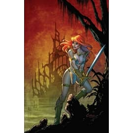 Red Sonja: The Black Tower Books