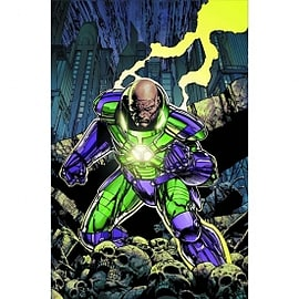 Lex Luthor A Celebration of 75 Years Hardcover Books