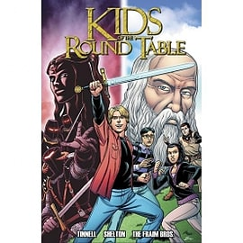 Kids of the Round Table TP Books