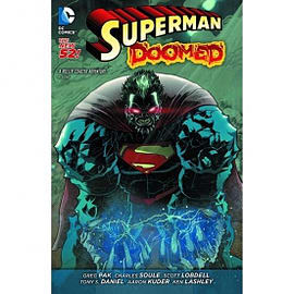 Superman Doomed TP Books