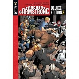 Archer & Armstrong Deluxe Edition Book 2 Books