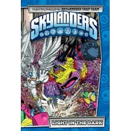 Skylanders Light In The Dark Books