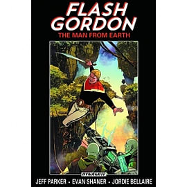 Flash Gordon Omnibus Volume 1 Man From Earth Books