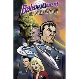 Galaxy Quest The Journey Continues TP Books