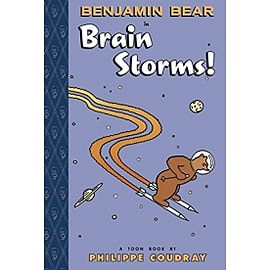 Benjamin Bear in Brain Storms! Hardcover Books