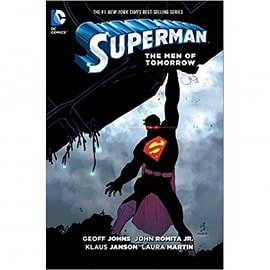Superman Volume 6 The Men Of Tomorrow Hardcover Books