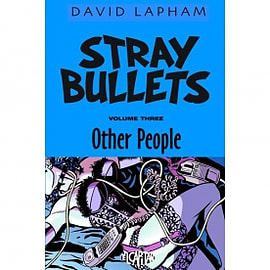 Stray Bullets Volume 3 Other People Books
