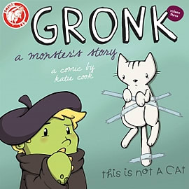Gronk A Monster's Story Volume 3 Books