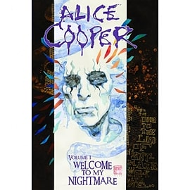 Alice Cooper Volume 1 Welcome To My Nightmare Hardcover Books