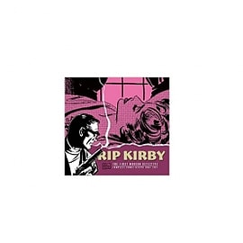 Rip Kirby Volume 8 Hardcover Books