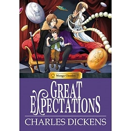 Manga Classics Great Expectations Hardcover Books