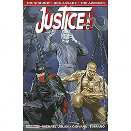 Justice Inc Volume 1 Books
