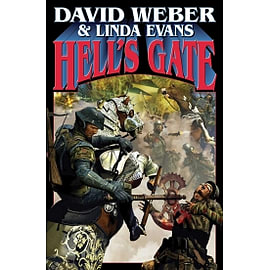 Hell's Gate Multiverse Series #1 Books