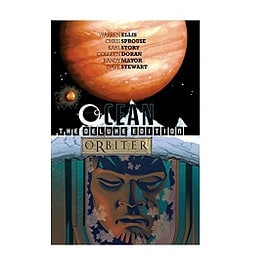 Ocean Orbiter Deluxe Edition Hardcover Special Edition Books