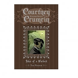 Courtney Crumrin Volume 7 Tales of a Warlock Hardcover Books