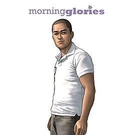Morning Glories Volume 8 Paperback Books