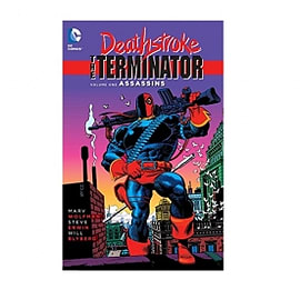 Deathstroke The Terminator Volume 1 Paperback Books