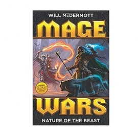 Mage Wars Nature of the Beast Paperback Books