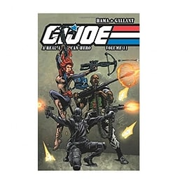 G.I. JOE A Real American Hero Volume 11 Paperback Books