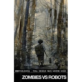 Zombies vs Robots Volume 1 Inherit The Earth Paperback Books