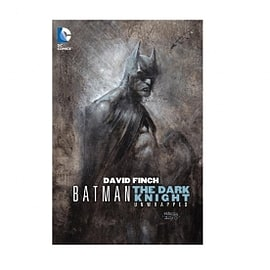 Batman The Dark Knight Unwrapped David Finch Hardcover Books