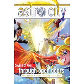 Astro City Through Open Doors Paperback Books