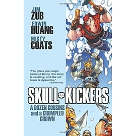 Skullkickers Volume 5 A Dozen Cousins and a Crumpled Crown Paperback Books